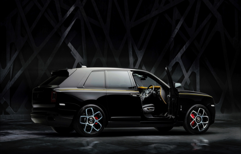 Rolls-Royce Cullinan Black Badge-2